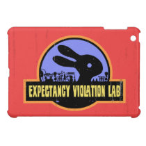 Expectancy Violation Lab Cover For The iPad Mini