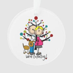 Expecting Parents Ornaments & Keepsake Ornaments   Zazzle