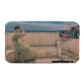 Expectations, 1885 (oil on canvas) iPhone 3 Case-Mate cases