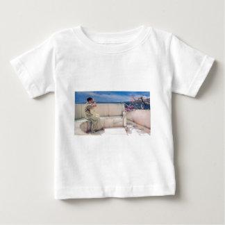 Expectations by Lawrence Alma Tadema Baby T-Shirt