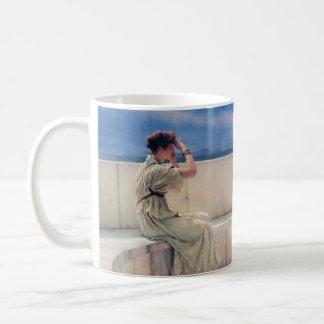 Expectations by Lawrence Alma Tadema Coffee Mug