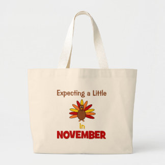 Expecting A Little Turkey in November! Bags