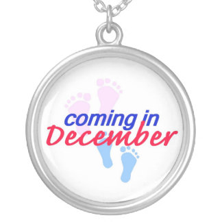 Expecting DECEMBER Necklace