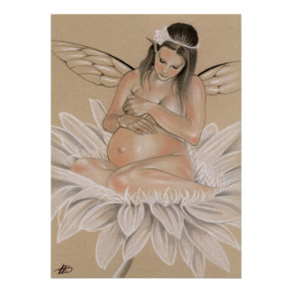 Expecting Fairy Poster