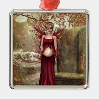Expecting Motherhood Ornament