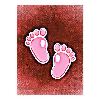 expecting nursery crib pregnancy infant maternity card