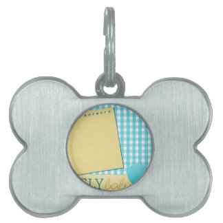 expecting nursery crib pregnancy infant maternity pet tag