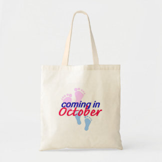 Expecting OCTOBER Bag