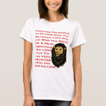 Expecting The World To Be Fair With You T-Shirt