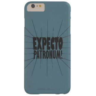 Expecto Patronum! Barely There iPhone 6 Plus Case