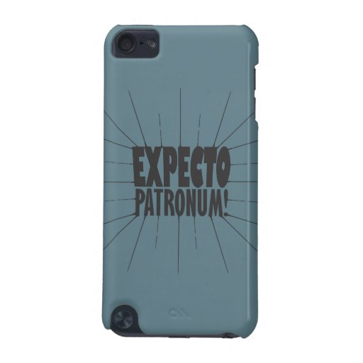 Expecto Patronum! iPod Touch (5th Generation) Cover