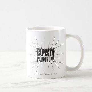Expecto Patronum! Classic White Coffee Mug