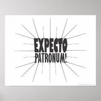 Expecto Patronum! Poster