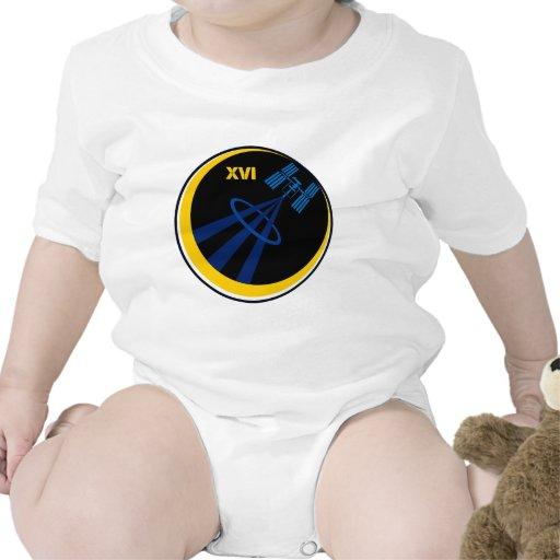 Expedición 16 traje de bebé