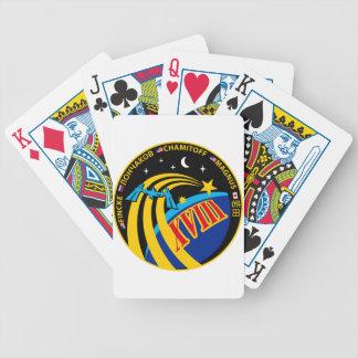 Expedición 18 barajas de cartas