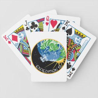 Expedición 19 barajas de cartas