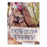 Expedición Everest Tarjeta Postal