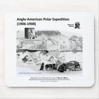 Expedición polar angla-americano I - hora para Lun Alfombrilla De Raton