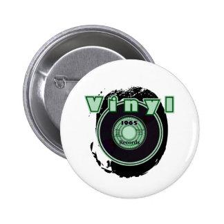 Expediente 1965 del VINILO 45 RPM Pin Redondo De 2 Pulgadas