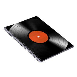 Expediente de Vinyle Libro De Apuntes
