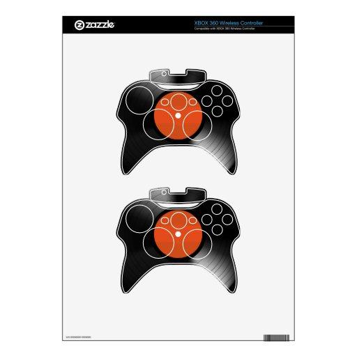 Expediente de Vinyle Mando Xbox 360 Skins