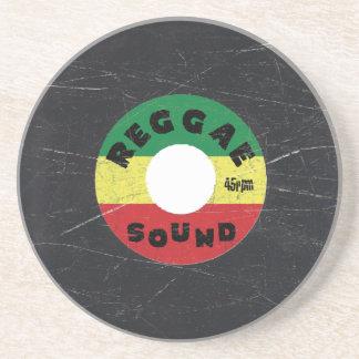 Expediente del reggae - práctico de costa de la pi posavasos personalizados