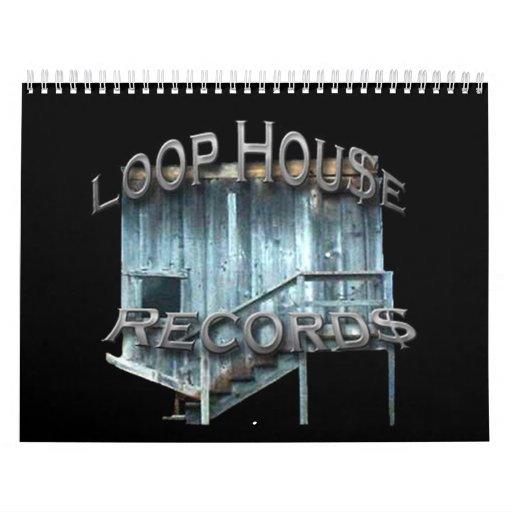 Expedientes de la casa del lazo calendarios