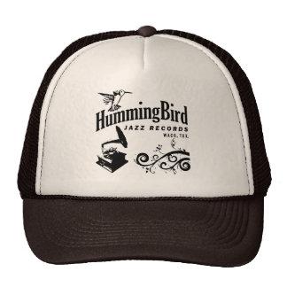 Expedientes del colibrí gorra