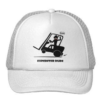 EXPEDITER DUDE 27 TRUCKER HAT