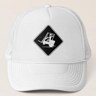 EXPEDITER DUDE TRUCKER HAT