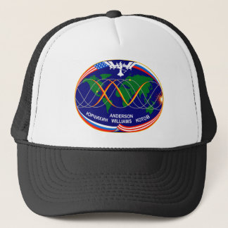Expedition 15 Crew Patch Trucker Hat