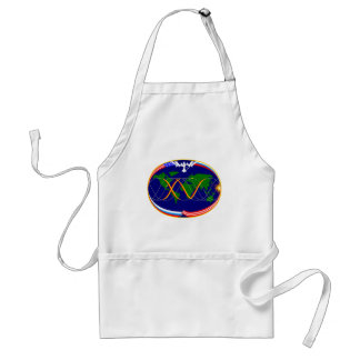 Expedition 15 Mission Patch Adult Apron