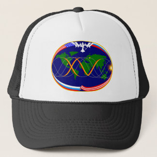 Expedition 15 Mission Patch Trucker Hat