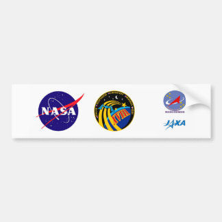 Expedition 18 bumper sticker