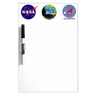 Expedition 19 Dry-Erase board