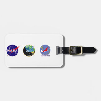 Expedition 19 luggage tag