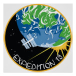 Expedition 19 posters