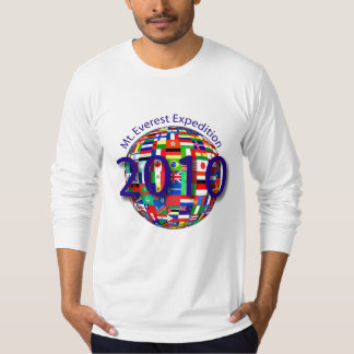 Expedition 2010 T-Shirt