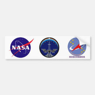Expedition 20 bumper sticker