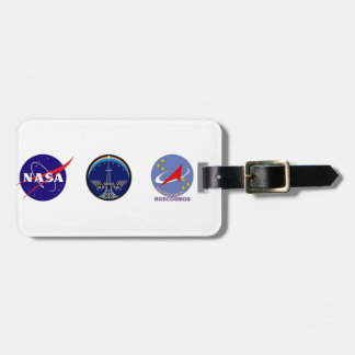 Expedition 20 luggage tag