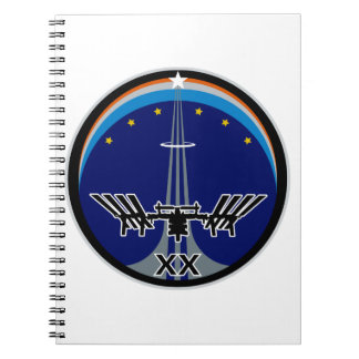Expedition 20 notebook
