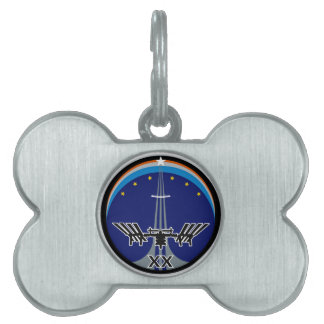 Expedition 20 pet tag