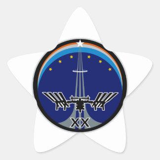 Expedition 20 sticker