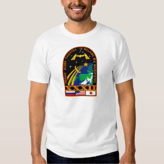Expedition 32 tee shirt