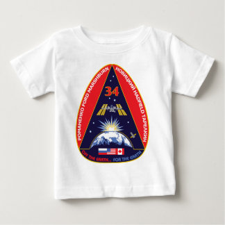 Expedition 34 Flight Patch Baby T-Shirt
