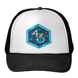 Expedition 43 trucker hat