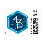 Expedition 43 postage