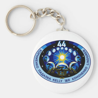 Expedition 44 Logo Keychains