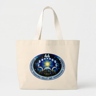 Expedition 44 Logo Large Tote Bag