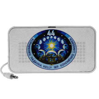 Expedition 44 Logo iPhone Speaker